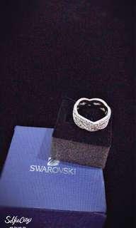 🚚 施華洛世奇水晶戒指💍