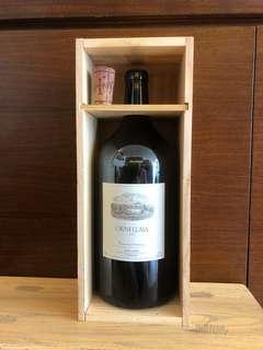 意大利Ornellaia 2004 3公升酒樽