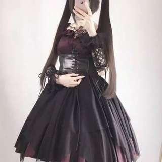 gothic loli dress