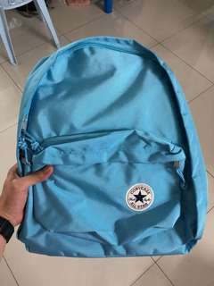 Authentic Converse Backpack (market price RM159.90)