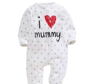 Baby Romper Pyjamas