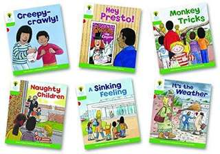 Oxford Reading Tree: Stage 2: Patterned Stories: Pack of 6