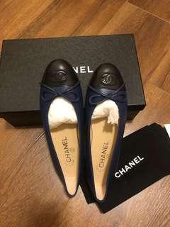 Chanel 平底鞋 flats ballerina