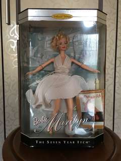 Barbie as Marilyn,collector edition.