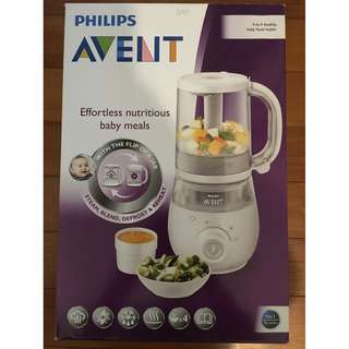 Philips Avent Steamer Blender