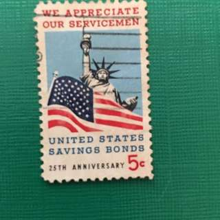 USA OLD STAMPS