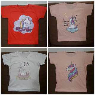SALE! Cute Unicorn Shirts