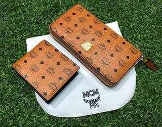 MCM wallet set