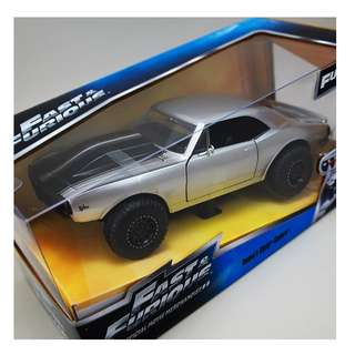 FAST & FURIOUS 7 Roman's Chevy Camaro Off Road - 1:24 scale # 97166 by Jada Toys
