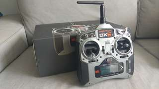 Drone controller Spectrum DX6i