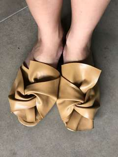 Knotted Slip-On