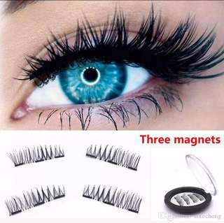 🚚 Magnetic Fake Eyelash