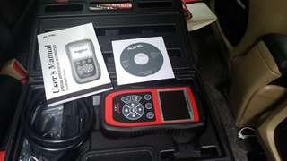 Maxicheck car OBD2 engine check!!!
