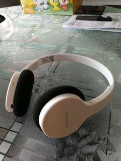 Philip headphone
