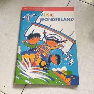 Yamaha Music Wonderland and Musical Toybox Books