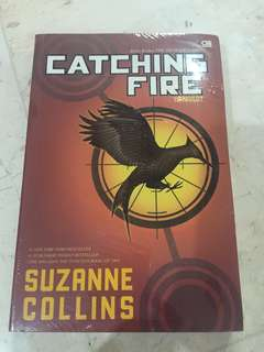 Novel Catching Fire