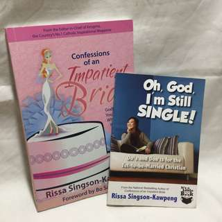 SINGLE? Here's a book bundle!