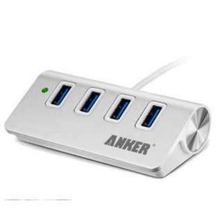 Anker USB 3.0 4-Port Hub with 2-Foot USB Cable