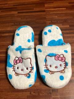 Bedroom Slippers (Size7/8)