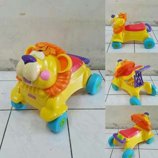 Fisher Price push n ride
