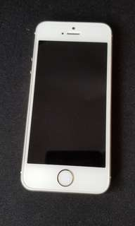 iPhone 5s  32GB 金色 gold (not SE)