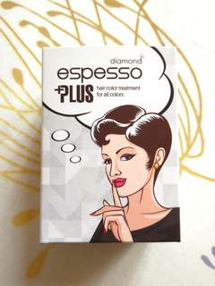 Diamond Espesso Plus Hair Color Treatment
