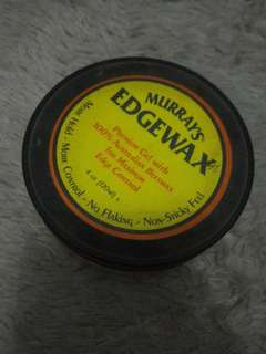 Pomade murrays edgewax