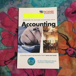 Fundamentals of Accounting 2