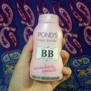 POND'S Magic BB Powder #maudecay