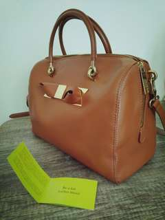 Ted Baker (Bought in London, leather and rarely used)