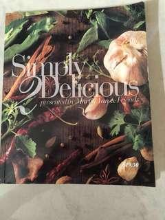 Cook Book - simply delicious