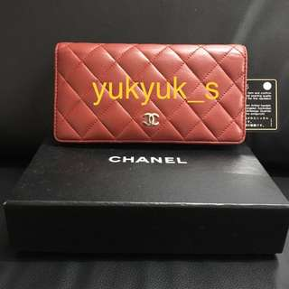 🈹$2,499 Chanel 銀包 Chanel Wallet Purse (Chanel mini flap)