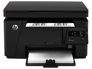 HP printer LaserJet Pro MFP M125a