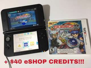 Nintendo 3DS XL Package [WITH SPECIAL ADD ON!!]