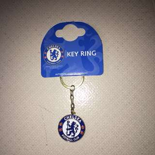 BNWT Authentic Chelsea FC Keyring