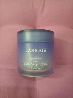 Laneige Water Sleeping Mask (Preloved)