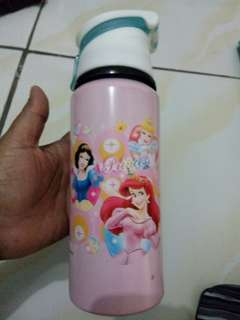 Botol minum Disney stainless