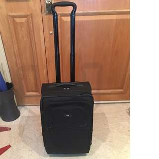 Tumi Alpha 2-wheel carry-on luggage