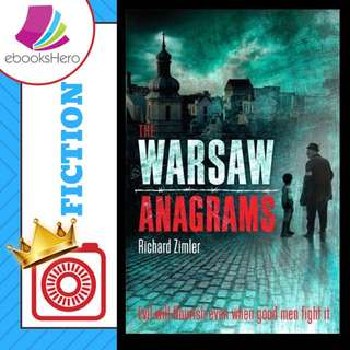 Warsaw Anagrams by Richard Zimler