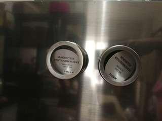 Tiger magnetic spice jar