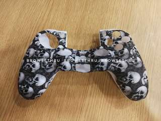 PS4 Skull Silicone Controller Cover