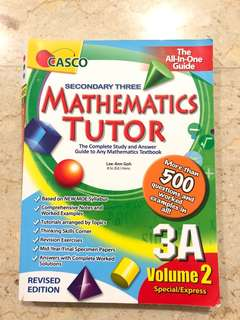 Maths practice tutor