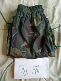 Urgent sell NerdUnit Green Camo pants