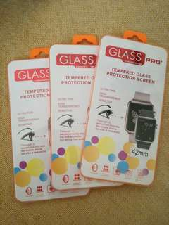 Glass Pro Tempered Glass Screen Protector for Watch