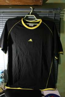 Accel Black and Yellow T-Shirt