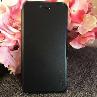 EDOYO Apple iPhone 6/7/8 Flip Leather Case