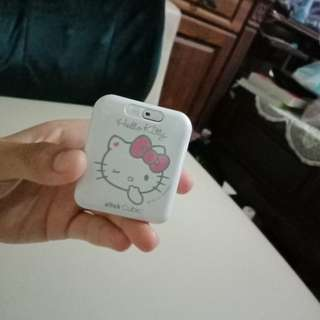 🚚 Hello Kitty cubic