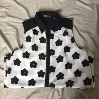 bnw sleeveless top