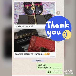 Thanks You For The Purchase 👍🏻😘