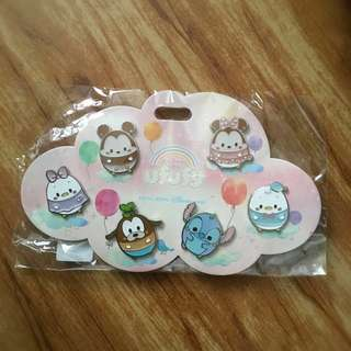 HKDL 迪士尼徽章 Disney Pin Ufufy set